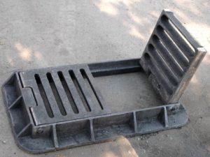 Дождеприемники канализации